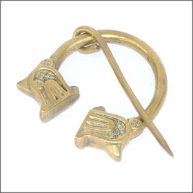Viking Penannular Brooch. Item Code:SN60526